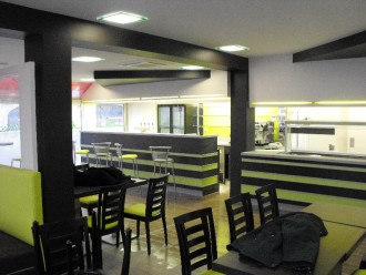 Agencement de café hôtel et restaurant - Devis sur Techni-Contact.com - 1