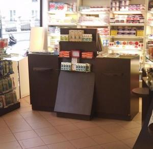 Agencement en bois pour pharmacie - Devis sur Techni-Contact.com - 1