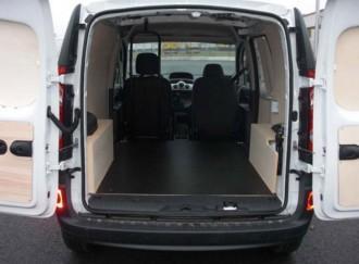 Agencement en contreplaqué pour Renault Trafic - Devis sur Techni-Contact.com - 3