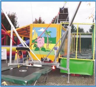 Aire de jeux enfants mobile et multi jeux - Devis sur Techni-Contact.com - 2