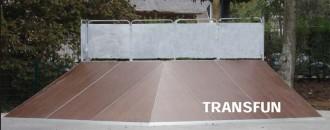 Aire de jeux skatepark - Devis sur Techni-Contact.com - 1