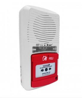 Alarme incendie de protection - Devis sur Techni-Contact.com - 2