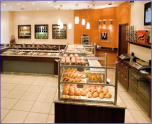 Aménagement de vitrines pour Boulangeries - Devis sur Techni-Contact.com - 1