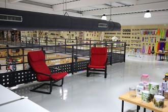 Amenagement mezzanine magasin commercial - Devis sur Techni-Contact.com - 1