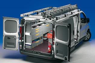 Aménagement Renault Trafic - Agencement intérieur d\'utilitaire ...