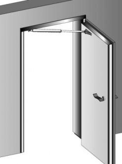 Amortisseur-Limitateur d'ouverture - Devis sur Techni-Contact.com - 1