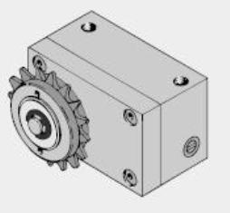 Amortisseur radial avec pignon pour amortissement continu - Devis sur Techni-Contact.com - 1