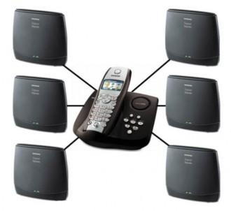 Amplificateur de portée Siemens gigaset repeater - Devis sur Techni-Contact.com - 2