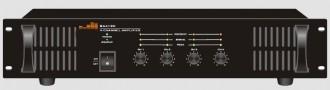 Amplificateur de puissance pour sonorisation des grands espaces - Devis sur Techni-Contact.com - 1