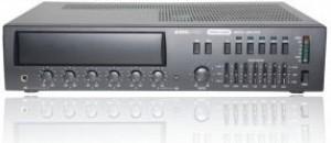Amplificateur mélangeur audio combo 5 zones - Devis sur Techni-Contact.com - 1