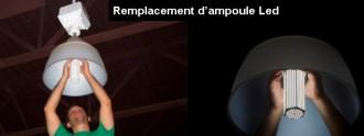 Ampoule Led E40 - Devis sur Techni-Contact.com - 3