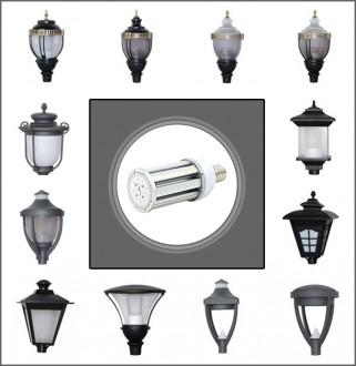 Ampoule LED eclairage public - Devis sur Techni-Contact.com - 7