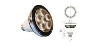 Ampoule spot éclairage mur - Devis sur Techni-Contact.com - 2