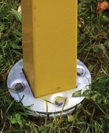 Ancrage signalisation temporaire - Devis sur Techni-Contact.com - 2
