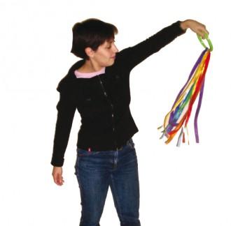Anneaux de danse multicolores - Devis sur Techni-Contact.com - 2