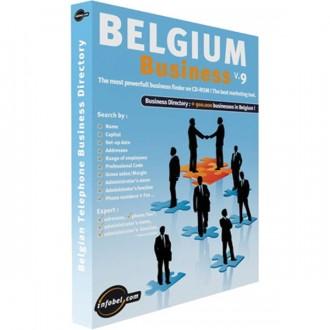 Annuaire belge PRO Infobel Business - Devis sur Techni-Contact.com - 1