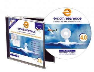 Annuaire CD-Rom Email Reference Pologne - Devis sur Techni-Contact.com - 1