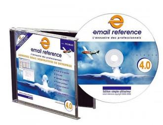 Annuaire CD-Rom Email Référence Suisse - Devis sur Techni-Contact.com - 1