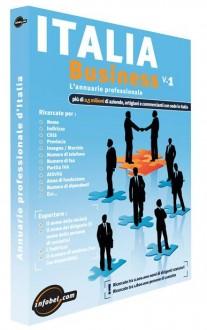 Annuaire CD-Rom Italia Business - Devis sur Techni-Contact.com - 1