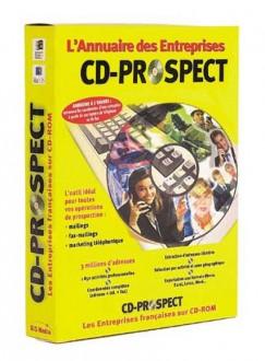 Annuaire d'entreprises françaises CD Prospect - Devis sur Techni-Contact.com - 1