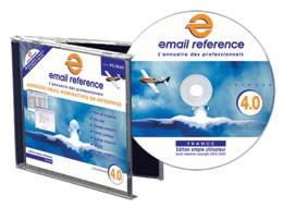 Annuaire Entreprises France CD-Rom - Devis sur Techni-Contact.com - 1