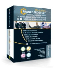 Annuaire France Prospect Décideurs - Devis sur Techni-Contact.com - 1