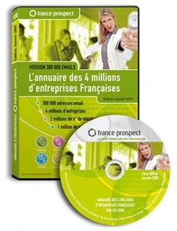Annuaire France Prospect e-mail professionnel - Devis sur Techni-Contact.com - 1
