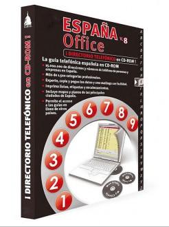 Annuaire sur CD d'abonnés téléphoniques en espagne - Devis sur Techni-Contact.com - 1