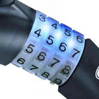 Antivol Spirale pour vélo diamètre 12 mm - Devis sur Techni-Contact.com - 2