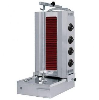 Appareil à kebab vitro électrique - Devis sur Techni-Contact.com - 1