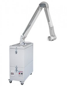 Appareil d'extraction et filtration des aérosols dentaires - Devis sur Techni-Contact.com - 1