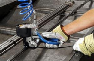 Appareil de cerclage pneumatique à chapes - Devis sur Techni-Contact.com - 1