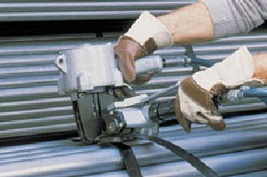 Appareil de cerclage pneumatique à chapes - Devis sur Techni-Contact.com - 2