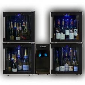 Appareil de conservation de vin et de champagne - Devis sur Techni-Contact.com - 1