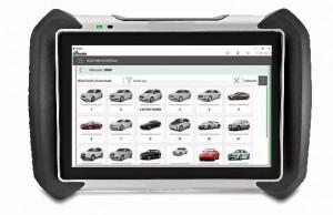 Appareil de diagnostic auto multimarque - Devis sur Techni-Contact.com - 1