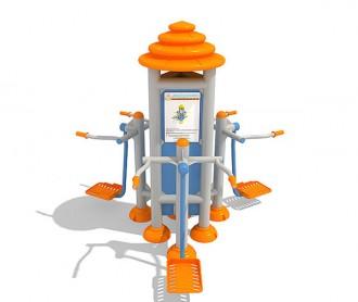 Appareil de fitness balancier - Devis sur Techni-Contact.com - 4