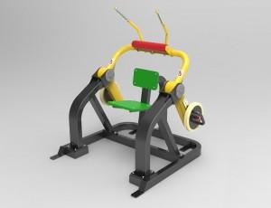 Appareil de fitness extérieur - Devis sur Techni-Contact.com - 10
