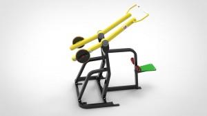 Appareil de fitness extérieur - Devis sur Techni-Contact.com - 2