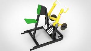 Appareil de fitness extérieur - Devis sur Techni-Contact.com - 4