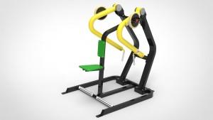 Appareil de fitness extérieur - Devis sur Techni-Contact.com - 5