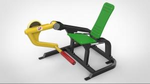 Appareil de fitness extérieur - Devis sur Techni-Contact.com - 7