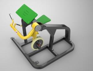 Appareil de fitness extérieur - Devis sur Techni-Contact.com - 9