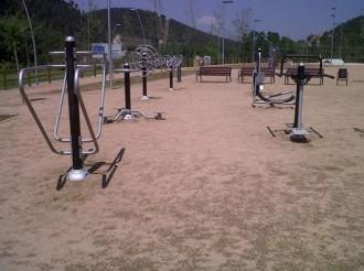 Appareil de fitness extérieur barres parrallèles - Devis sur Techni-Contact.com - 3