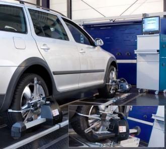 Appareil de géométrie automobile - Devis sur Techni-Contact.com - 2