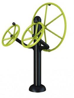 Appareil fitness combiné volant barreur - Devis sur Techni-Contact.com - 1