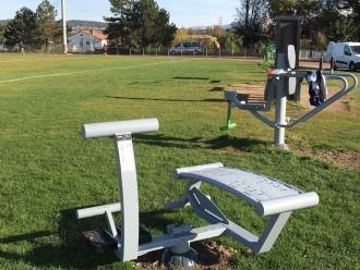 Appareil fitness extérieur - Devis sur Techni-Contact.com - 1