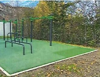 Aire de street workout - Devis sur Techni-Contact.com - 1