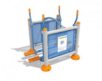 Appareil ski de fond 1,2 m x 1,8 m - Devis sur Techni-Contact.com - 1