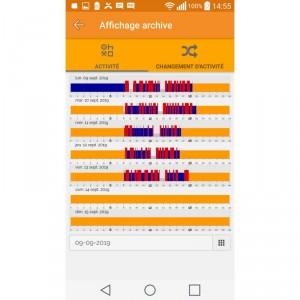 Application pour conducteur routier pour lire sa carte - Devis sur Techni-Contact.com - 4
