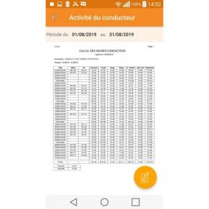 Application pour conducteur routier pour lire sa carte - Devis sur Techni-Contact.com - 5